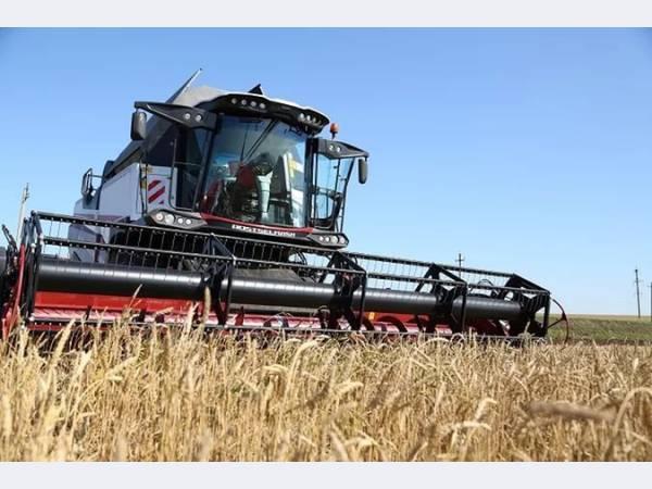 Сельскохозяйственное машиностроение ставит рекорды